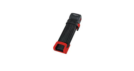 Trelock FS 200 TWO.GO L  Zapięcie kablowe  100 cm czerwony